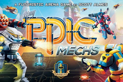 Tiny Epic Mechs (Pre-Order)