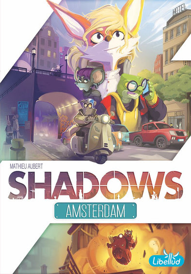 Shadows - Amsterdam available at 401 Games Canada