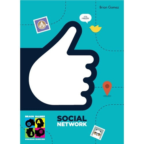 Social Network - 401 Games
