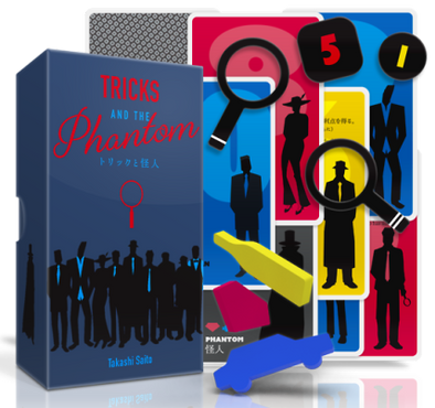 Tricks and the Phantom available at 401 Games Canada