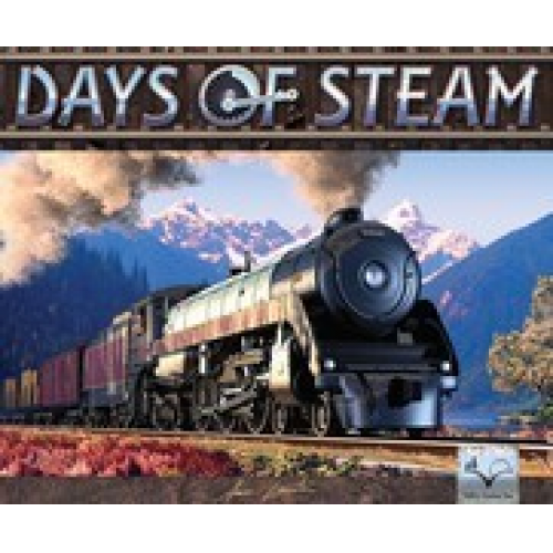 Days Of Steam - 401 Games