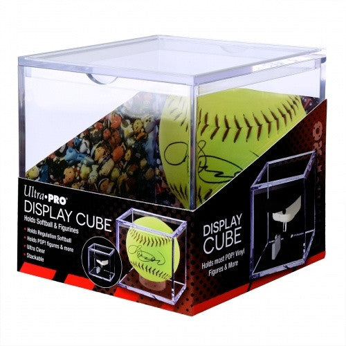 Buy Ultra Pro - Display Cube - Clear and more Great Sleeves & Supplies Products at 401 Games