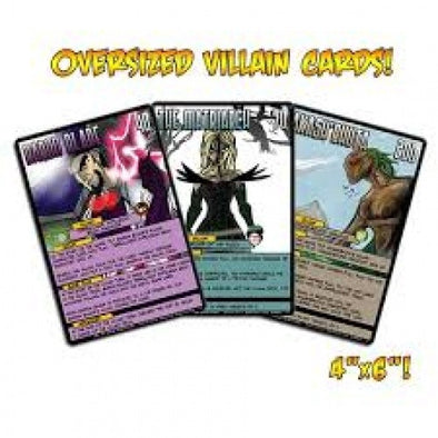 Sentinels of the Multiverse - Oversized Villain Pack 3