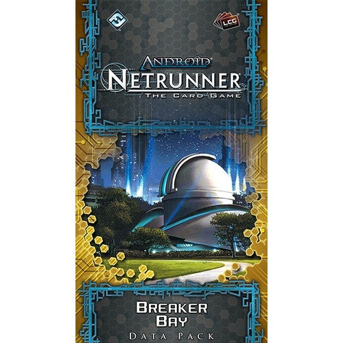 Android: Netrunner LCG - Breaker Bay - 401 Games