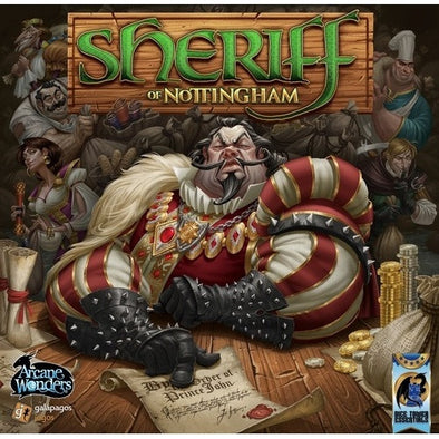 Buy Sheriff of Nottingham and more Great Board Games Products at 401 Games
