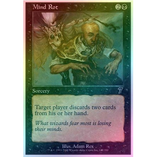 Mind Rot (Foil) available at 401 Games Canada