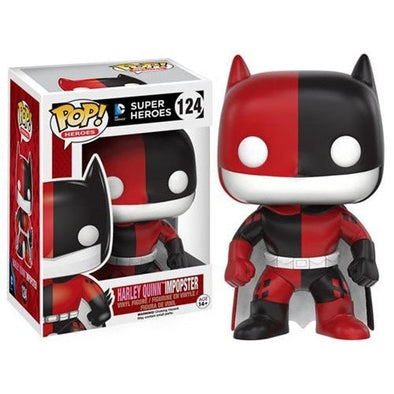 Buy Pop! DC Comics - Harley Quinn Impopster (Batman/Harley) and more Great Funko & POP! Products at 401 Games