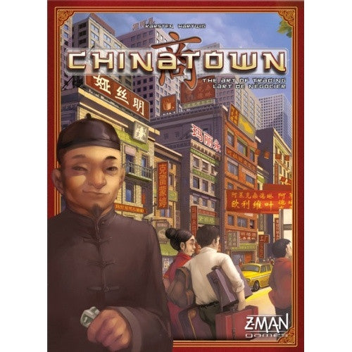 Chinatown available at 401 Games Canada