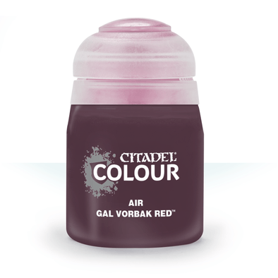 Citadel Air - Gal Vorbak Red - 401 Games