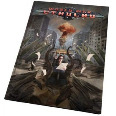 Buy Call of Cthulhu - World War Cthulhu: Cold War and more Great RPG Products at 401 Games