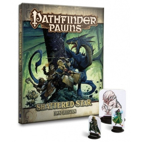 Buy Pathfinder - Pawn Collection - Shattered Star and more Great RPG Products at 401 Games