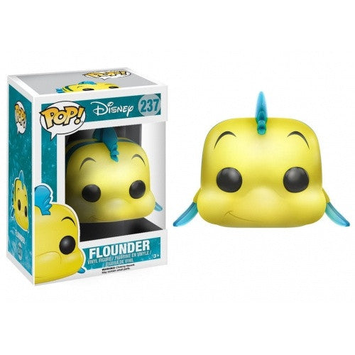 Buy Pop! Disney - Little Mermaid - Flounder and more Great Funko & POP! Products at 401 Games