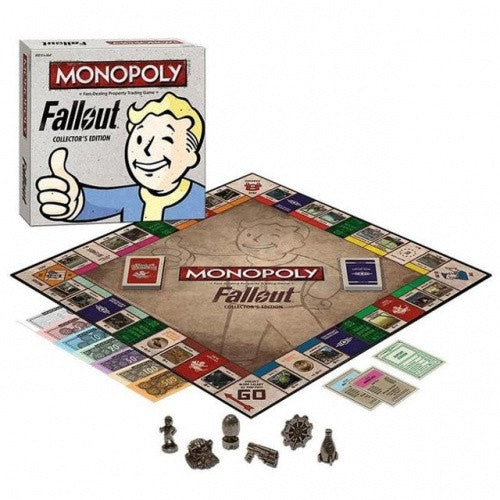 Monopoly - Fallout available at 401 Games Canada