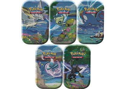 Pokemon - Shining Fates - Mini Tin - Set of 5 available at 401 Games Canada