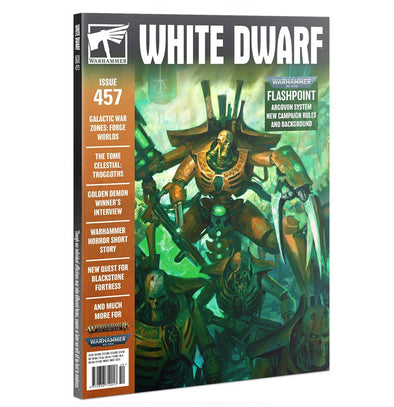 White Dwarf - Issue 457 - October 2020 available at 401 Games Canada