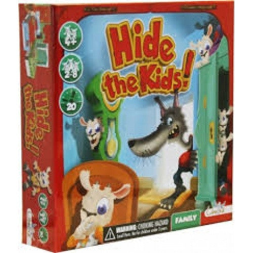 Hide the Kids! - 401 Games