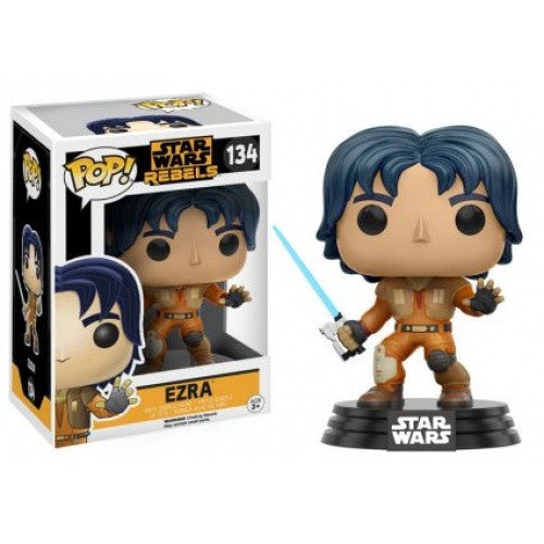 Pop! Star Wars - Star Wars: Rebels - Ezra - 401 Games