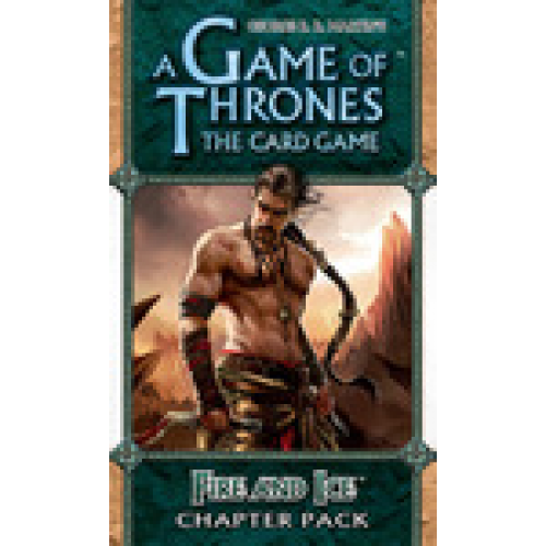 Game of Thrones Living Card Game - Fire And Ice - 401 Games