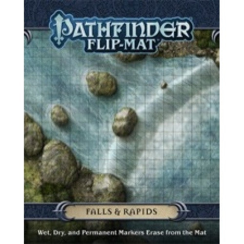 Pathfinder - Flip Mat - Falls and Rapids - 401 Games
