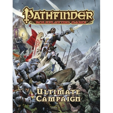 Pathfinder - Book - Ultimate Campaign - 401 Games