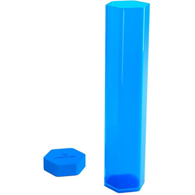 Gamegenic - Playmat Tube - Blue Translucent - 401 Games