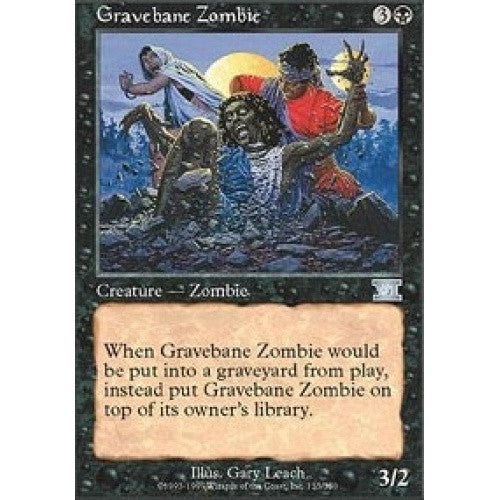 Gravebane Zombie available at 401 Games Canada