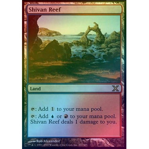 Shivan Reef (Foil) - 401 Games