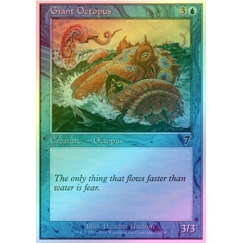 Giant Octopus (Foil) - 401 Games
