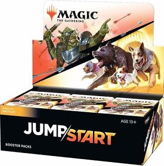 MTG - Jumpstart - English Booster Box (Second Wave Pre-Order: July 31st) - 401 Games