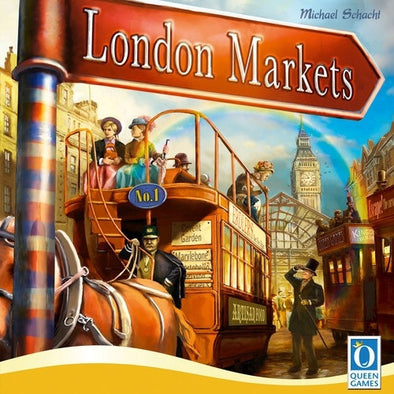 London Markets - 401 Games