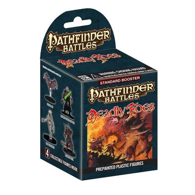 Pathfinder Battles - Deadly Foes Booster Pack - 401 Games