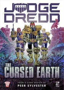 Judge Dredd: The Cursed Earth Card Game