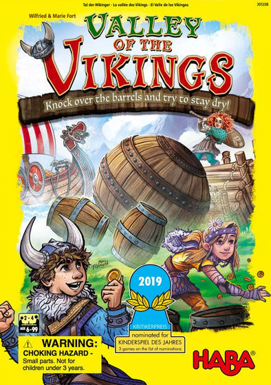 Valley of the Vikings available at 401 Games Canada