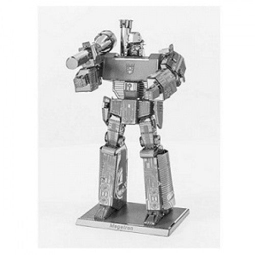 Metal Earth - Transformers - Megatron - 401 Games