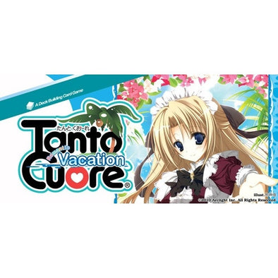 Tanto Cuore: Romantic Vacation - 401 Games