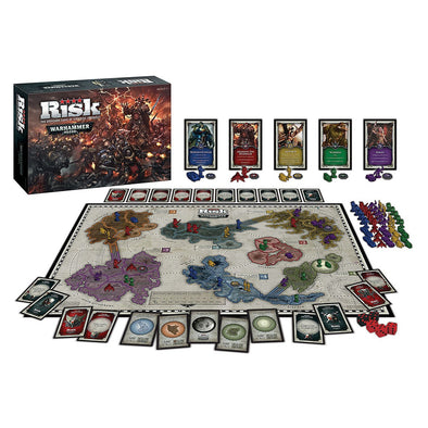 Risk - Warhammer 40,000 available at 401 Games Canada