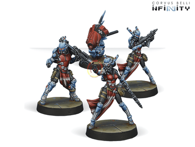 Infinity - PanOceania - Order Sergeants available at 401 Games Canada