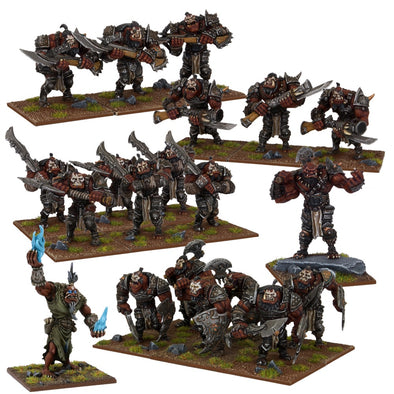 Kings of War - Ogre Army