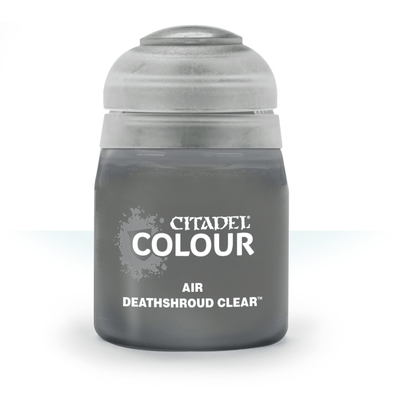 Citadel Air - Deathshroud Clear available at 401 Games Canada