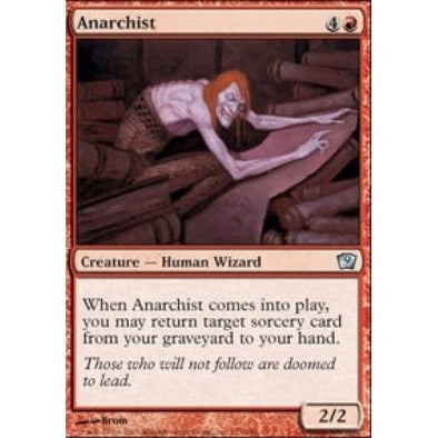 Anarchist available at 401 Games Canada