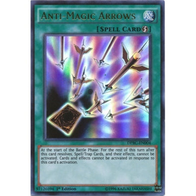 Anti-Magic Arrows - (Ultra Rare) available at 401 Games Canada