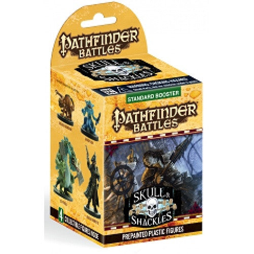 Pathfinder Battles - Skull and Shackles Standard Booster available at 401 Games Canada