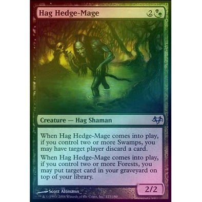 Hag Hedge-Mage (Foil) (EVE) available at 401 Games Canada