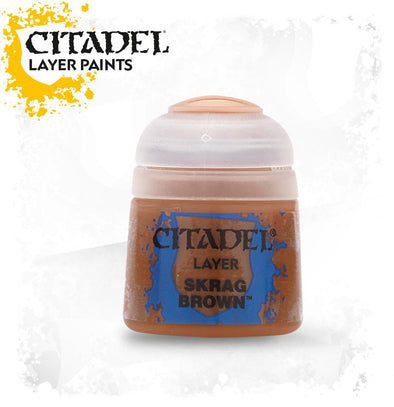 Buy Citadel Layer - Skrag Brown and more Great Games Workshop Products at 401 Games