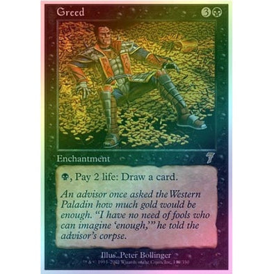 Greed (Foil) - 401 Games