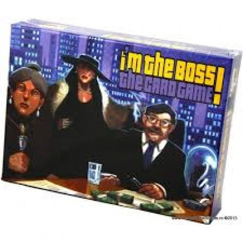I'm the Boss - Card Game