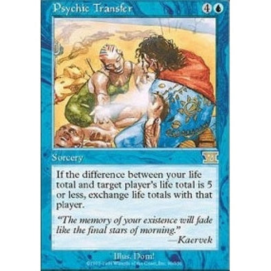 Psychic Transfer available at 401 Games Canada