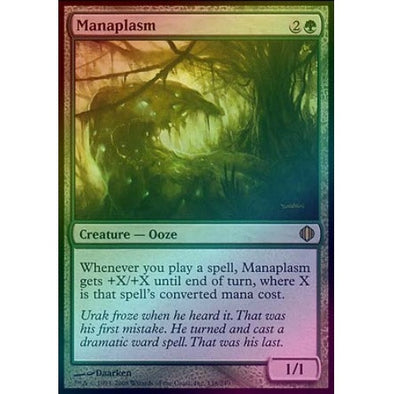 Manaplasm (Foil) (ALA) available at 401 Games Canada