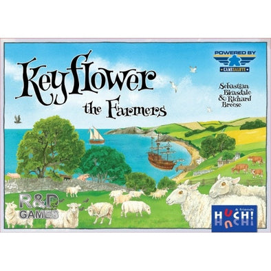 Buy Keyflower - The Farmers and more Great Board Games Products at 401 Games