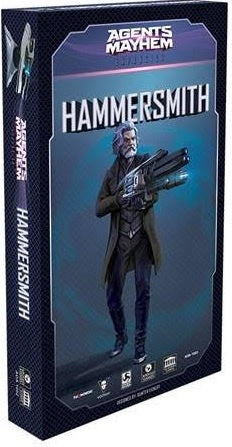 Agents of Mayhem: Hammersmith Expansion available at 401 Games Canada